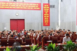 HĐND quận Hoàng Mai: Đổi mới để nâng cao chất lượng hoạt động