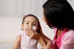 Mùa xuân dễ nhiễm vi rút đường hô hấp cấp