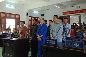 Hai án chung thân, chục án tù từ việc tranh chỗ buôn bán