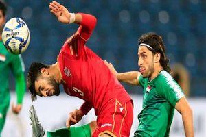 Né dịch corona, Iraq muốn đá với Hong Kong tại sân Mỹ Đình