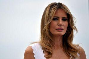 Đệ nhất phu nhân Melania Trump âm thầm vượt qua bão luận tội của chồng