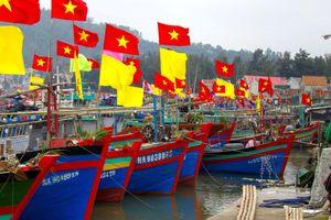 Ngư dân rộn ràng 'mở biển' ra khơi