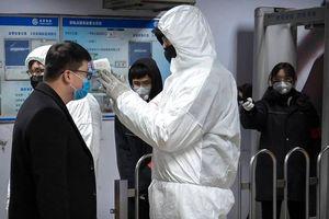 Số ca nhiễm virus corona gây viêm phổi gần 6.000 người, 132 nạn nhân tử vong