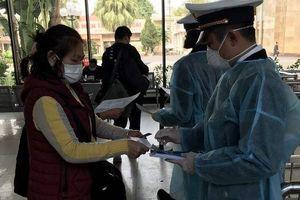 Giám sát chặt chẽ khách nhập cảnh qua cửa khẩu Móng Cái và cảng tầu du lịch Tuần Châu