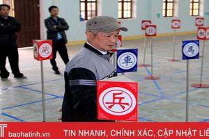 Thành phố Hà Tĩnh khai hội cờ thẻ đầu xuân Canh Tý