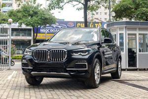 Những nâng cấp đáng giá trên BMW X5 2020 tại Việt Nam