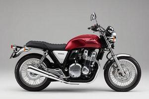 Môtô Honda 1.140 phân khối, giá hơn 300 triệu đồng
