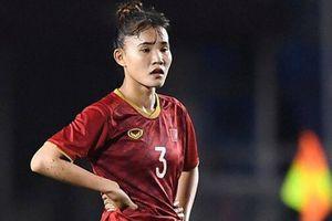 Tuyển nữ Việt Nam mất 'lá chắn thép' tại vòng loại Olympic 2020