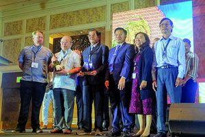 'Huy chương vàng' cho gạo Việt