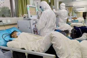 Số người tử vong vì virus corona ở Trung Quốc tăng lên 132