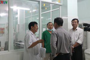 Khánh Hòa bổ sung thêm khu cách ly tại Bệnh viện bệnh nhiệt đới