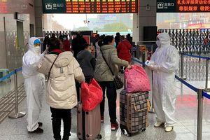 Virus Vũ Hán làm tê liệt cỗ máy tăng trưởng Trung Quốc