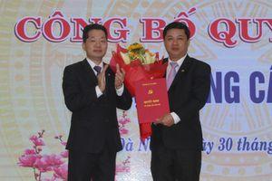 Chánh văn phòng Thành ủy Đà Nẵng giữ chức Bí thư Quận ủy Hải Châu