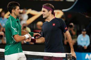 Djokovic: 'Tôi tôn trọng Federer vì ra sân thi đấu hôm nay'