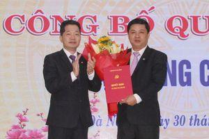 Chánh Văn phòng Thành ủy Đà Nẵng làm Bí thư quận Hải Châu