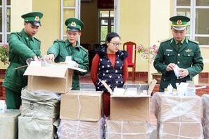 Ngăn chặn tình trạng buôn lậu, gian lận thương mại tại khu vực biên giới