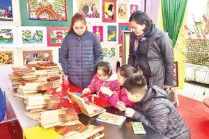 Tín hiệu vui cho văn hóa đọc