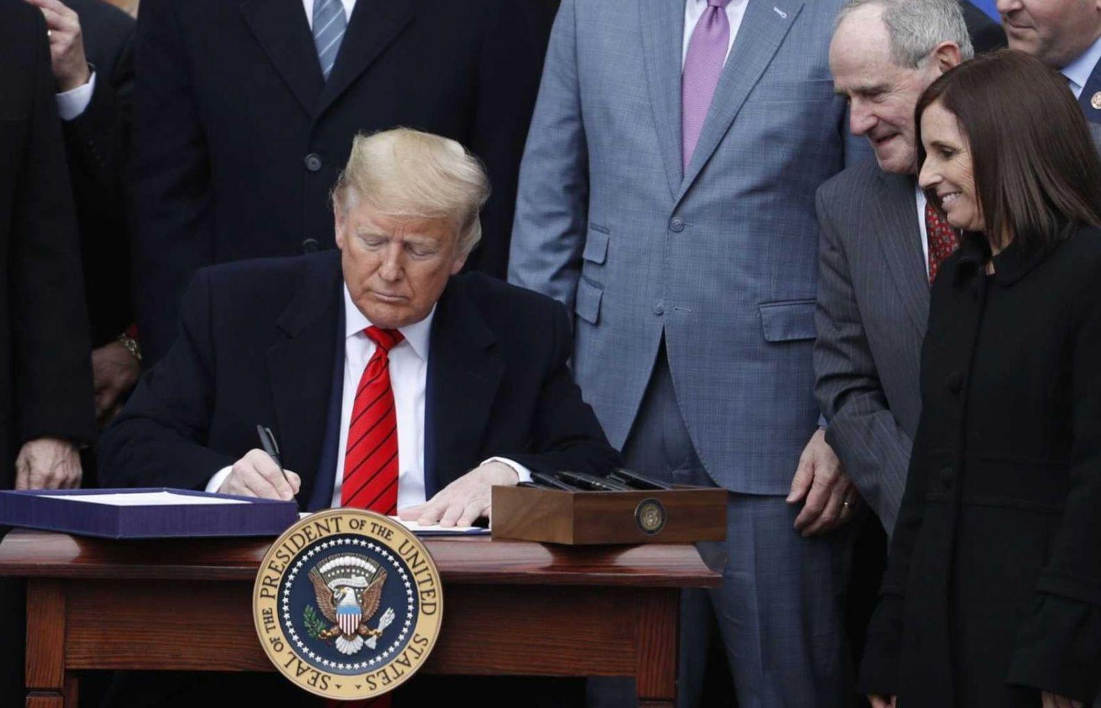 Tổng thống Trump: USMCA khẳng định 'tương lai huy hoàng' cho nền công nghiệp Mỹ
