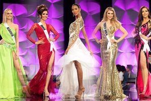 Sắc màu kén phong thủy nhất tại Miss Universe, đại diện Việt chưa một ai dám mặc