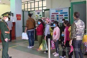 'Căng mình' chặn dịch viêm phổi Vũ Hán ở Cửa khẩu Lào Cai
