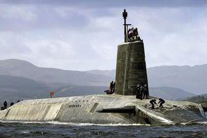 Vũ khí hạt nhân của Anh có sức hủy diệt mạnh cỡ nào?