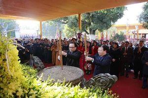Long trọng tổ chức Lễ kỷ niệm 1980 năm khởi nghĩa Hai Bà Trưng