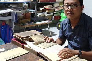 Gặp 'vua sách cổ' phát hiện bản đồ Trung Quốc không có Hoàng Sa - Trường Sa