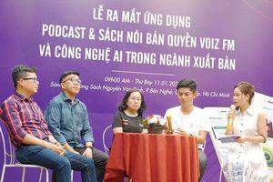 Voiz FM tiên phong trong lĩnh vực bản quyền