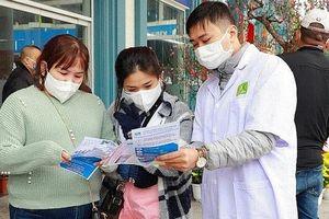 Vĩnh Phúc: Ngành Y tế tăng cường phòng, chống dịch bệnh Corona