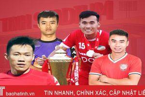 Hàng loạt tân binh gia nhập Hồng Lĩnh Hà Tĩnh trước thềm V.League 2020