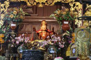 Phú Thọ: Tượng Mẫu Âu Cơ được công nhận là bảo vật quốc gia