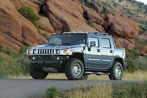GM công bố phiên bản Hummer chạy hoàn toàn bằng điện năng