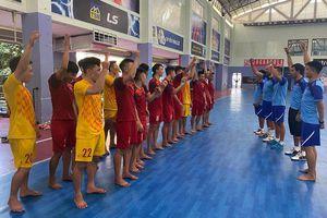 'Thuốc thử' cho đội tuyển Futsal Việt Nam trước thềm Vòng chung kết Futsal châu Á 2020