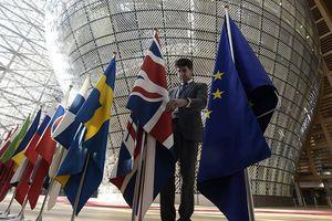 Hội đồng EU thông qua quyết định ký kết Thỏa thuận Brexit