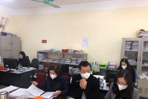 Vĩnh Phúc: Ngành Y tế chủ động phòng, chống dịch bệnh Corona