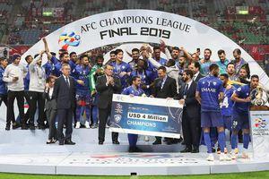 Năm sau Việt Nam sẽ dự AFC Champions League