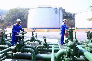 Đảm bảo cung ứng xăng dầu