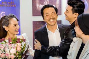 NSND Trung Anh, Thu Quỳnh khen ngợi dàn diễn viên 'Đôi mắt âm dương'