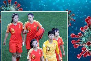 Thể thao Trung Quốc rối loạn do virus Corona