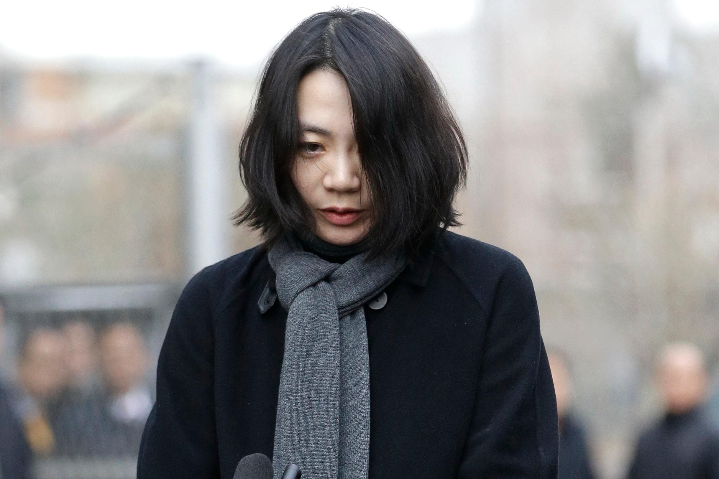 'Công chúa hạt mắc ca' Korean Air lập liên minh nhằm lật đổ anh trai