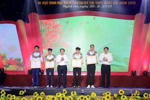 Nghệ An: Phát triển giáo dục toàn diện đáp ứng yêu cầu xã hội