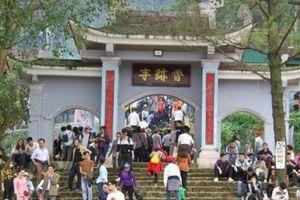 Đầu xuân về chốn thiêng đất Hồng Lam