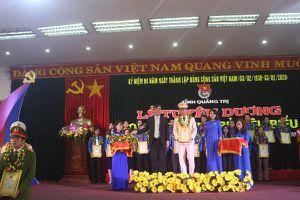 Quảng Trị tuyên dương '90 Đảng viên trẻ tiêu biểu'