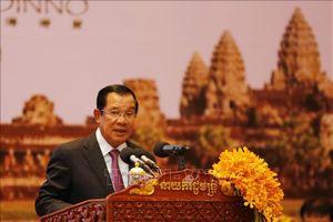 Campuchia: Khai mạc Hội nghị mở rộng lần thứ 42 Trung ương Đảng CPP