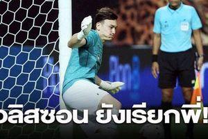 Đặng Văn Lâm nói gì sau màn tỏa sáng cùng Muangthong United?
