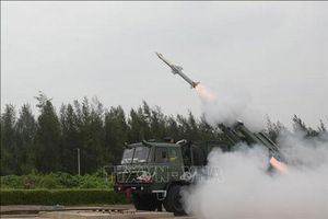 Ấn Độ thử thành công tên lửa đạn đạo K-4 có khả năng mang đầu đạn hạt nhân