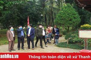 Huyện Ngọc Lặc dừng tổ chức các lễ hội đầu xuân