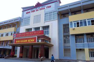 Nam bệnh nhân được cách ly ở Hà Tĩnh không nhiễm virus corona