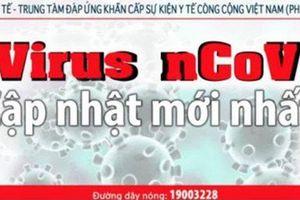 Cục Viễn thông: Miễn cước 3 tháng đường dây nóng chống dịch corona