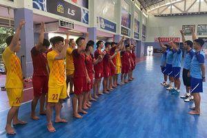 Đội tuyển Futsal Việt Nam thi đấu giao hữu 3 trận tại Tây Ban Nha